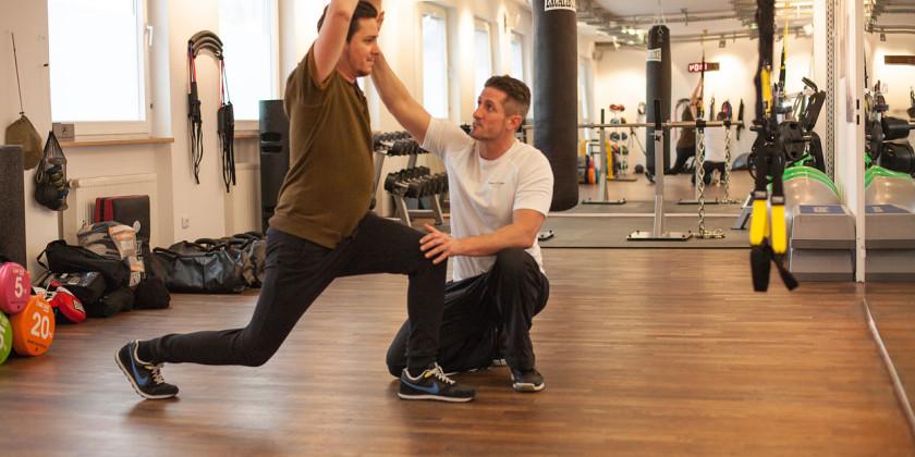 Personal Training macht mehr aus Ihrem Sport