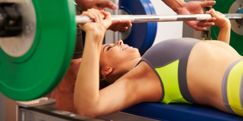 Krafttraining für Frauen - Muskeln sind wichtig und gut!